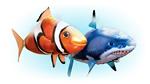 Летающие радиоуправляемые рыбы – бизнес на игрушках