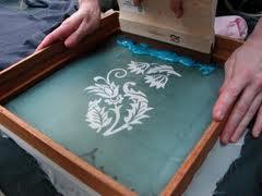 Бизнес на печати – шелкография. Технологии шелкографии